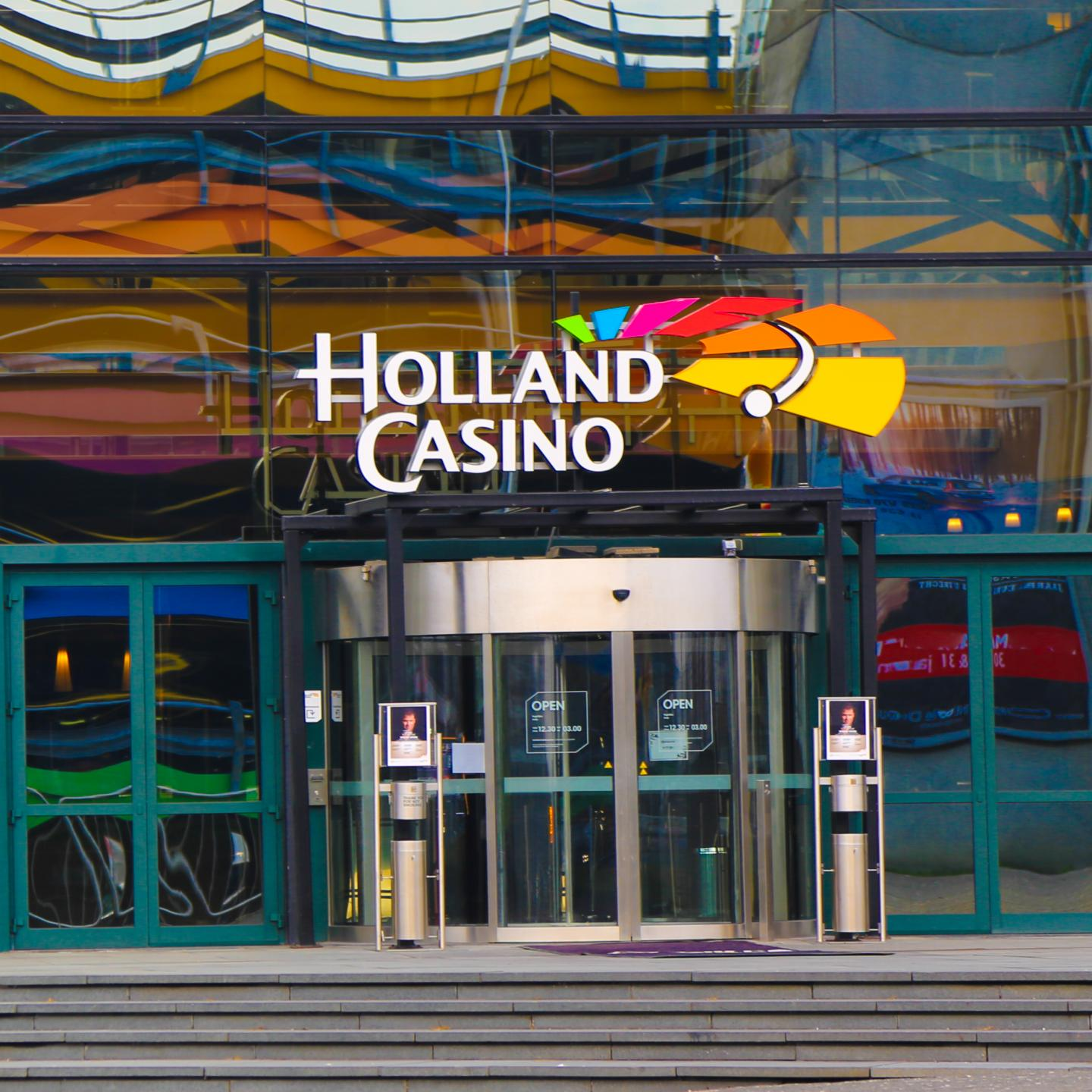 open sollicitatie holland casino Contact