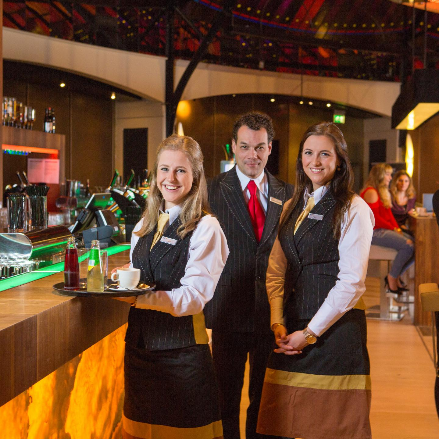 shiftleader f&b holland casino