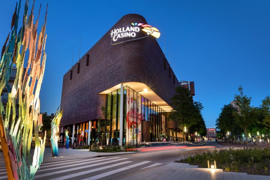 Holland Casino Enschede - credits Holland Casino